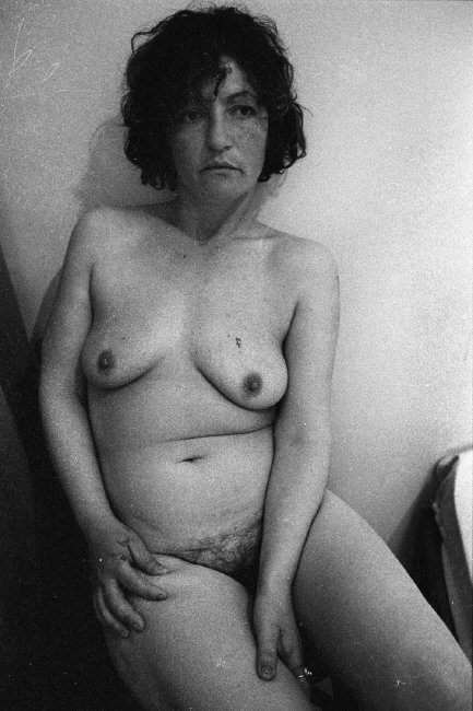 GREECE. Athens. Albanian prostitute. 1994.