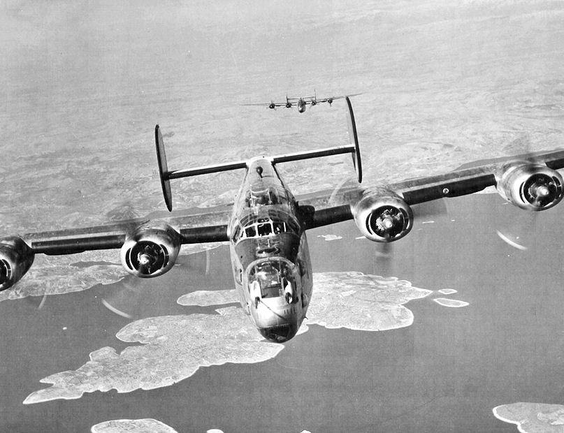 461st_Bombardment_Group_-_B-24_Liberator
