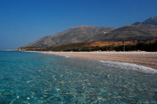 Travel News': Drimadhes, plazhi më i bukur i Rivierës Shqiptare ...