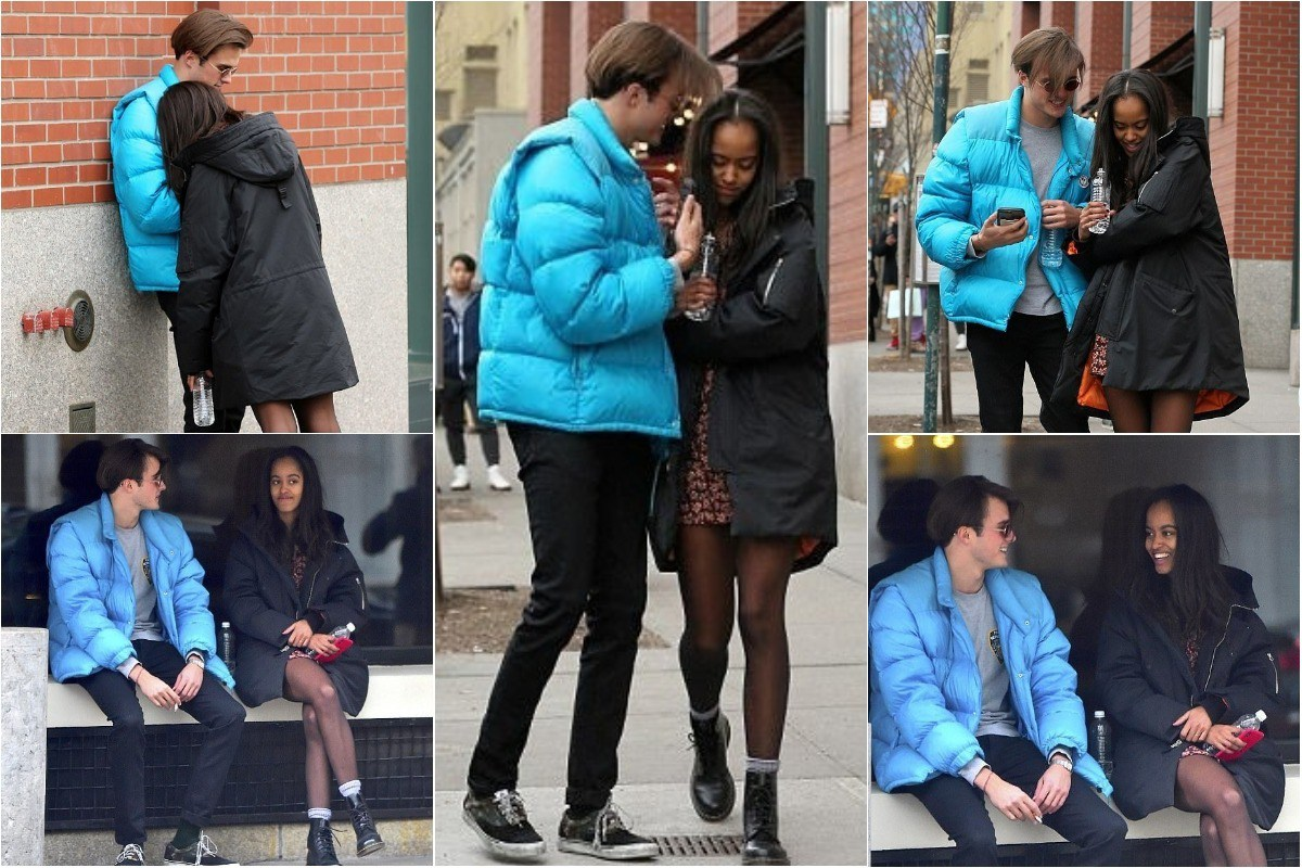 Malia-Obama-spotted-enjoying-with-British-boyfriend-Rory-Farquharson