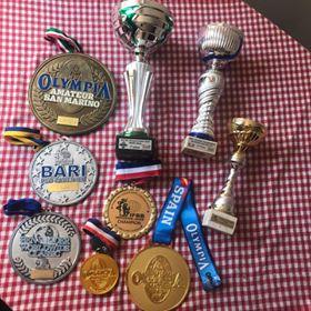 Vjosa-medaljet