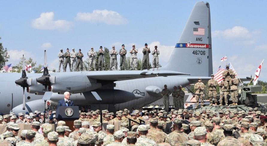 Pence-in-Georgia-Military-Scene