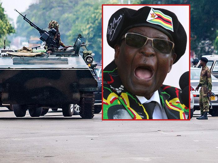 ZIMBABWE-POLITICS-UNREST