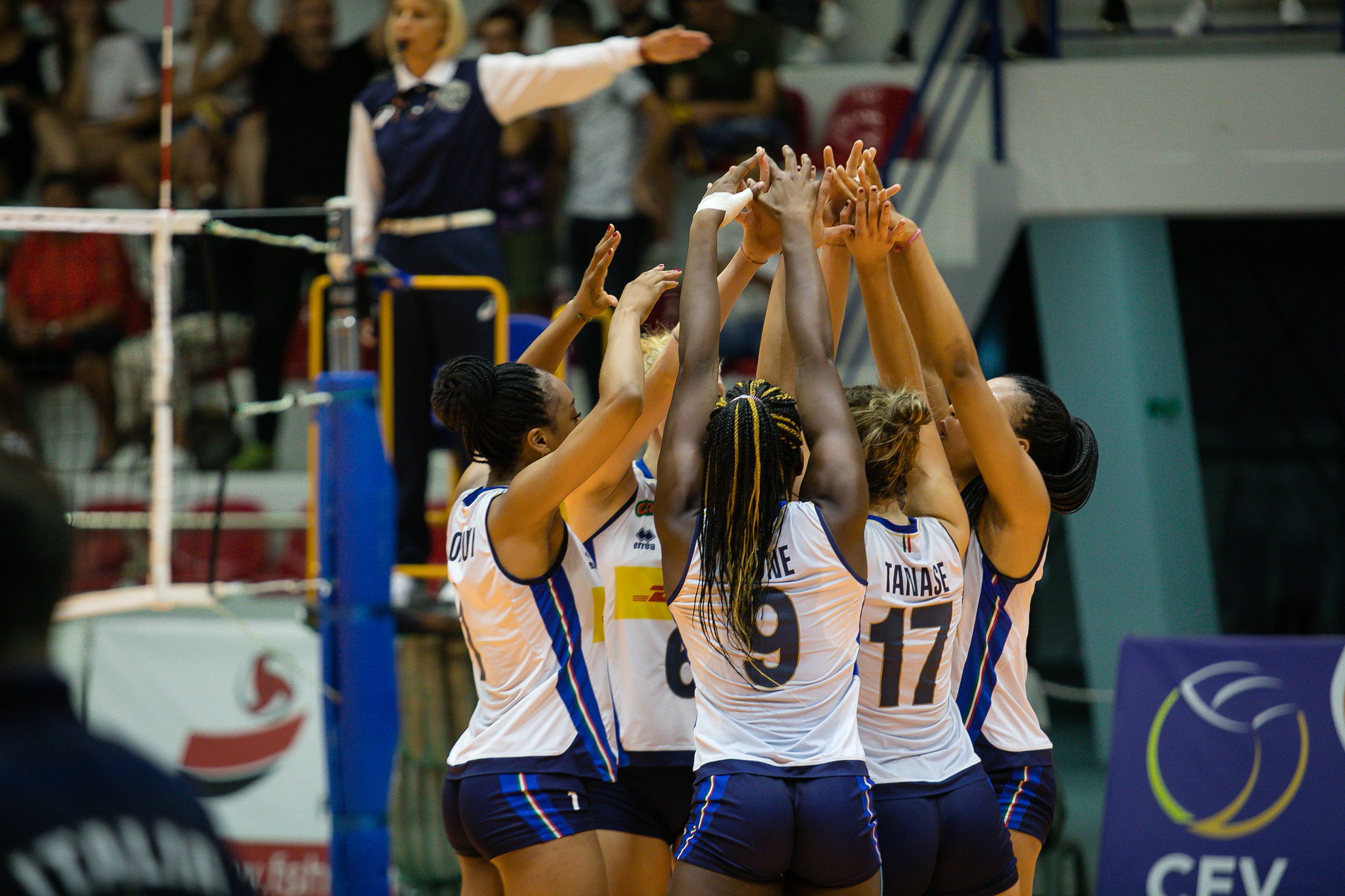 Veliaj ne finalen e kampionatit evropian te volejbollit per femra (3)