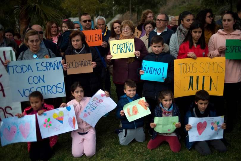 SPAIN-CHILDREN-ACCIDENT