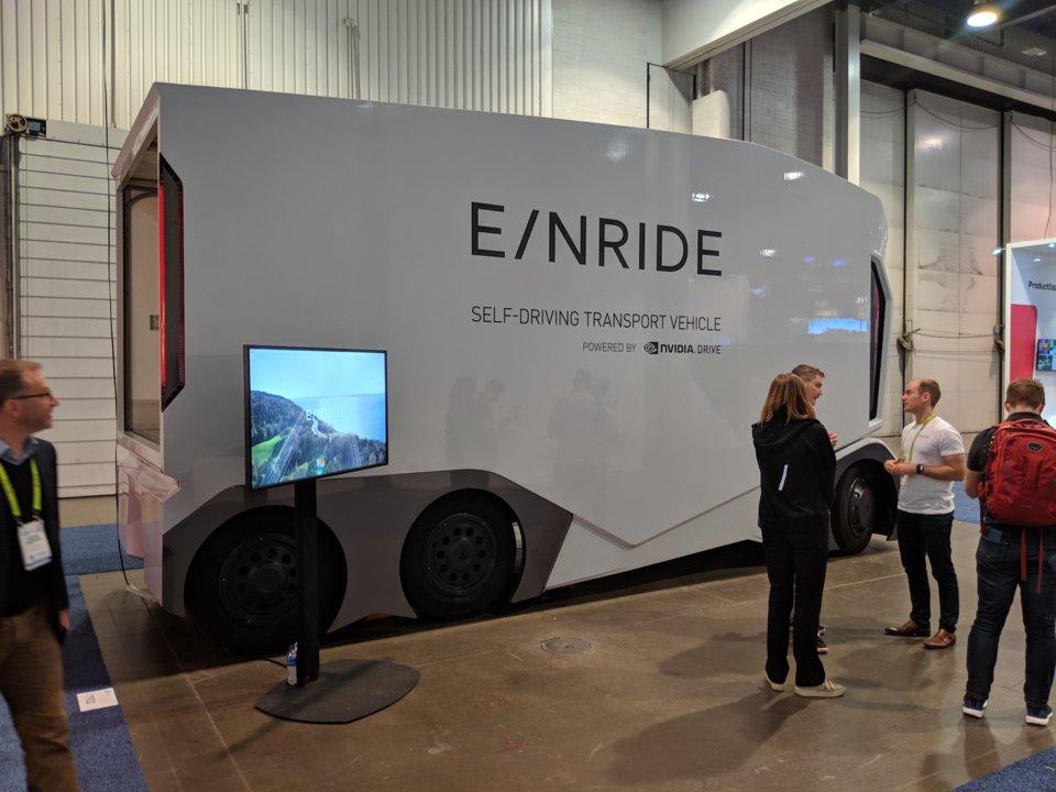 Einride-T-pod-Suedi-2018
