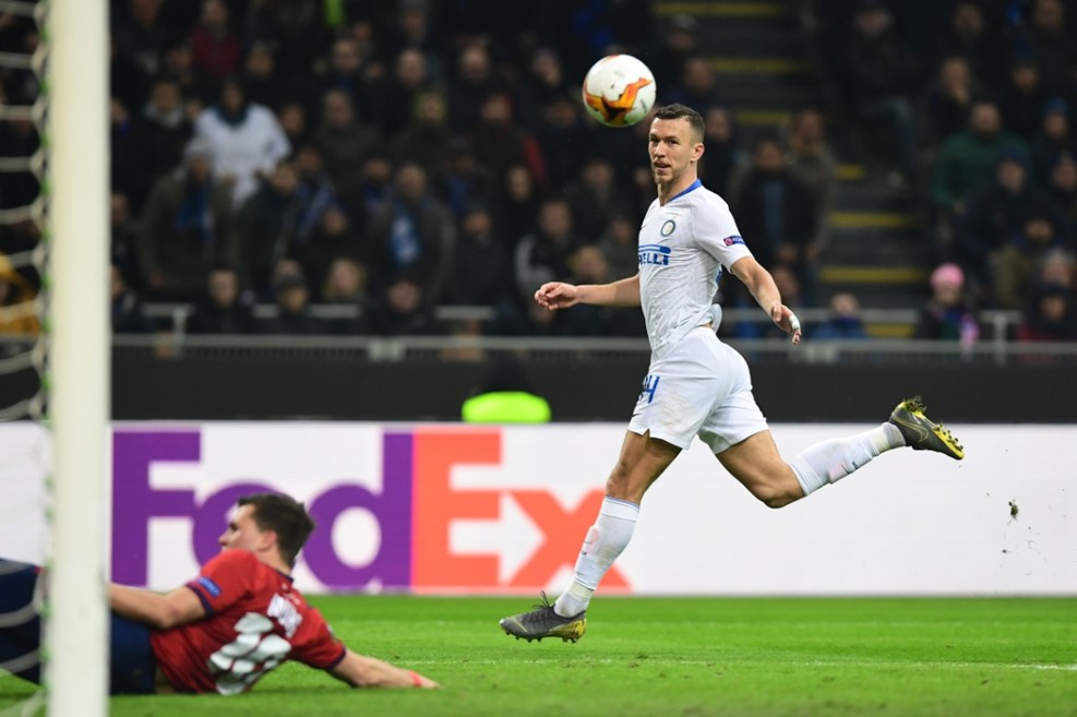 Interi rilind në Europa League, shkatërron 4-0 Rapidin