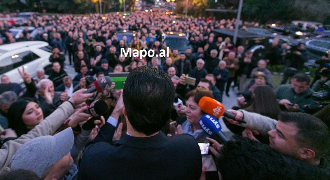 Basha: Protesta nesër në orën 10, Parlamenti do i kthehet qytetarëve