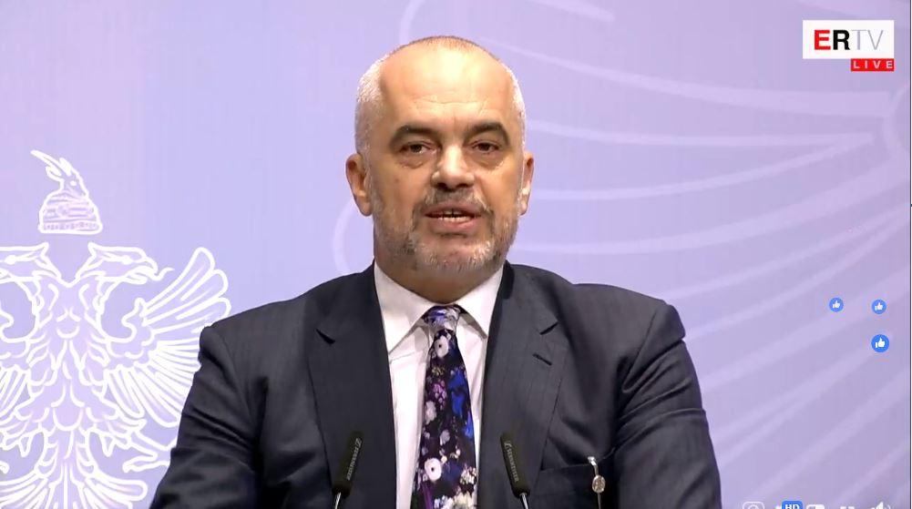 Edi Rama: Nuk kam arsye për të ikur, politika vazhdon edhe pse opozita dorëzoi mandatet