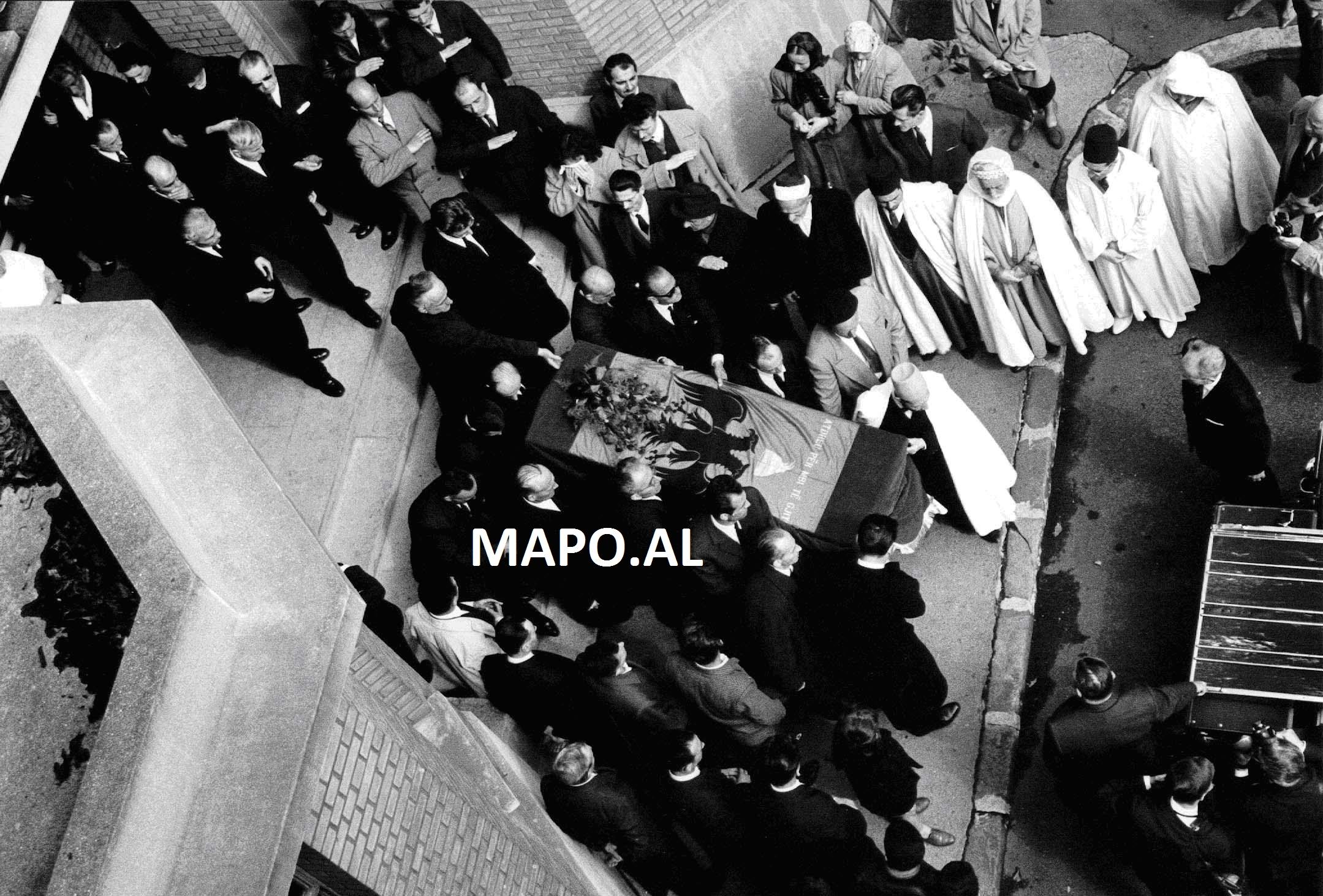1961 Vdekja AZ 1