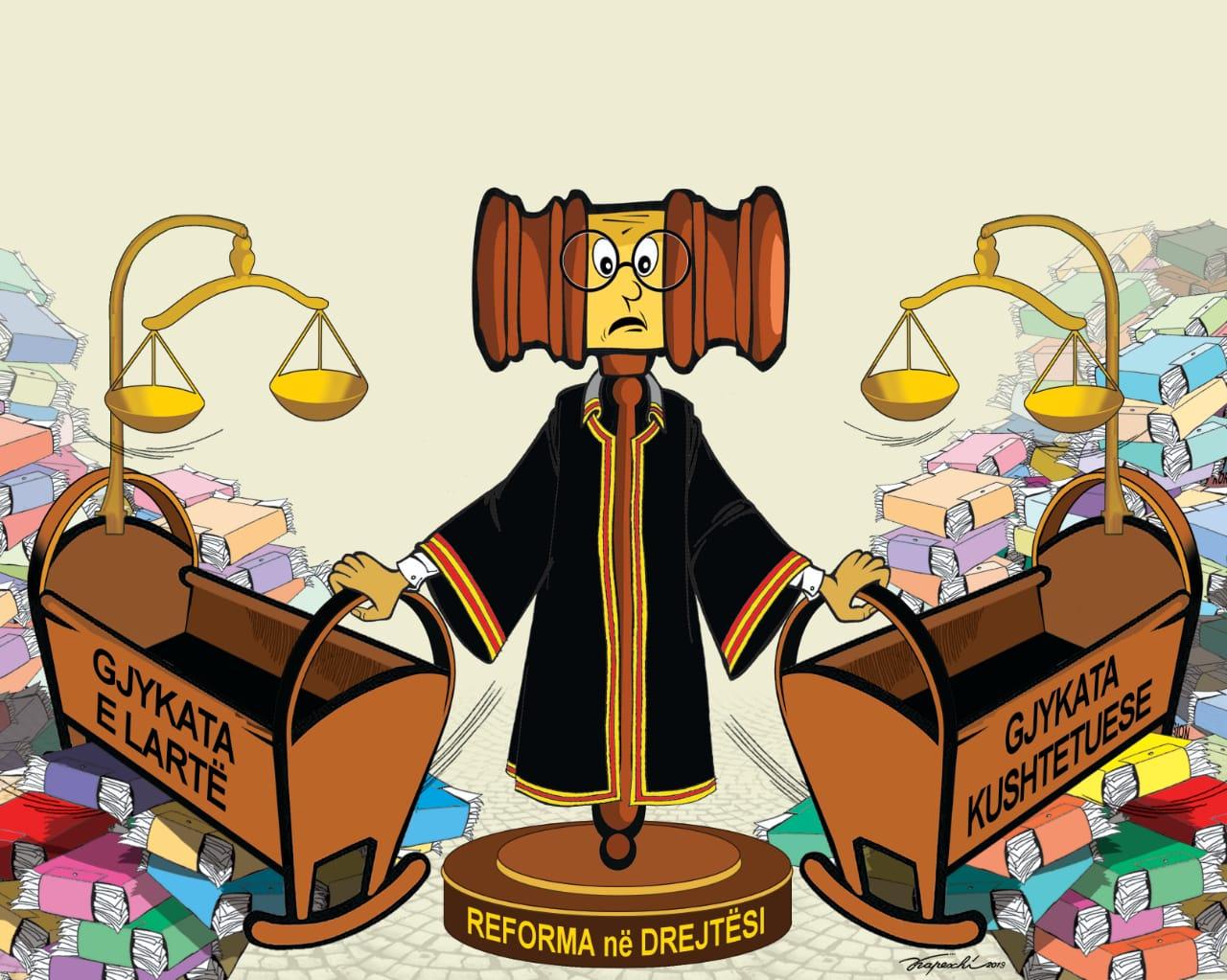 Justiz Albanien