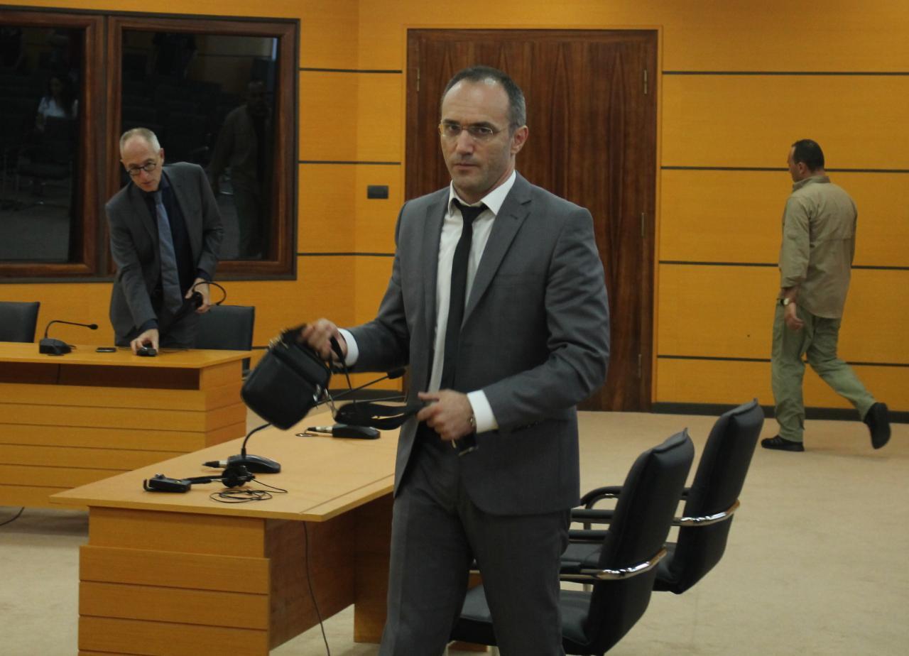 Gjyqtari Gentian Medja