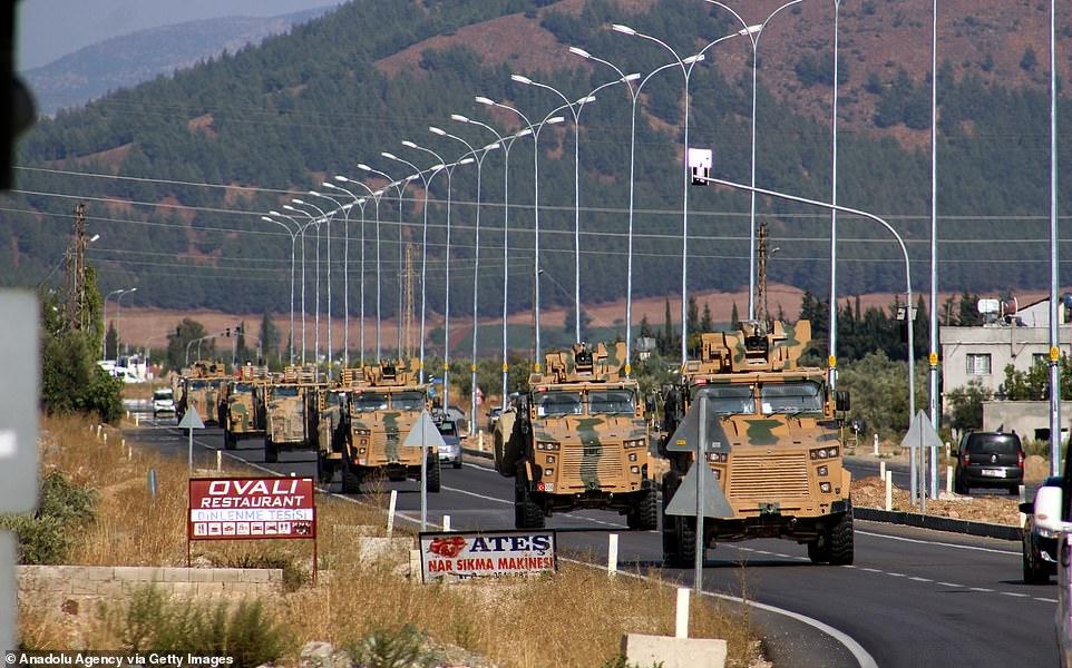 ushtria turke18