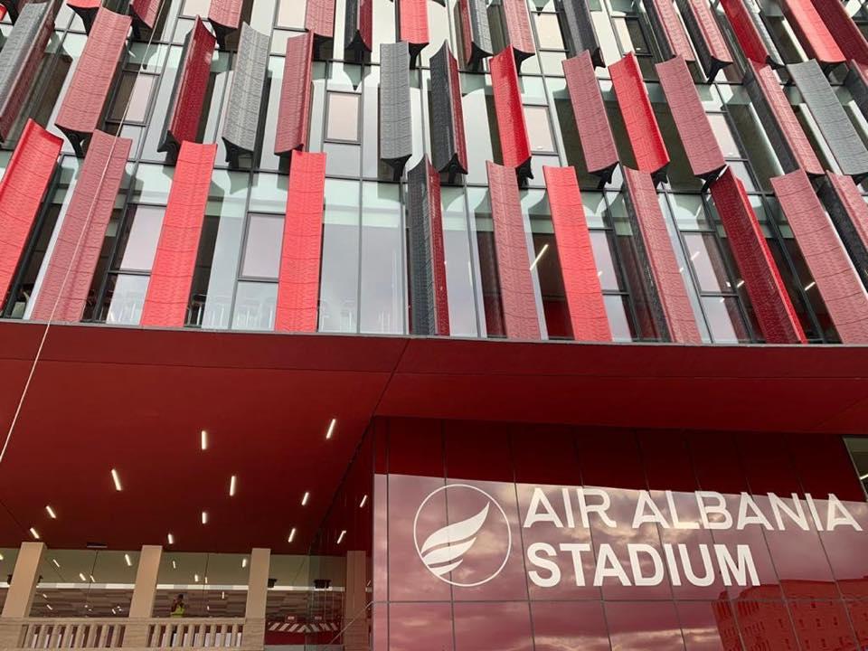 Arena Kombetare2