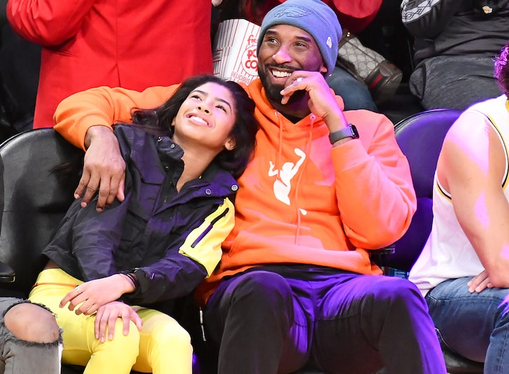 Kobe dhe Gianna
