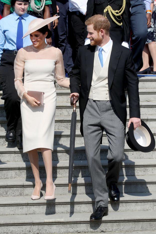 Princ Harry dhe Meghan2