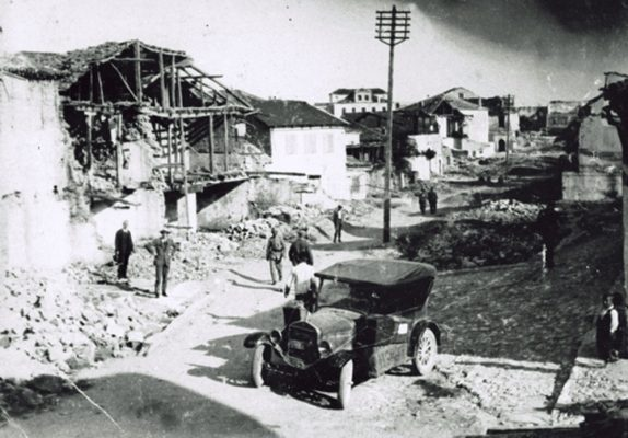 termeti ne durres 1926