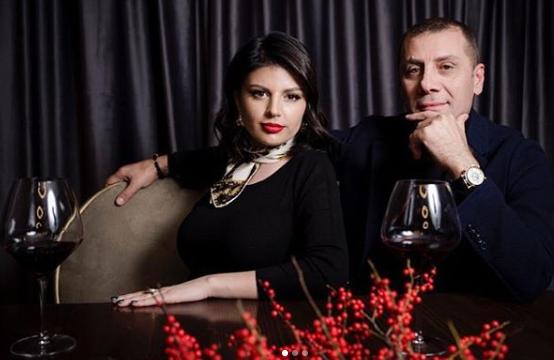 Rudina Dembacaj dhe mark frroku
