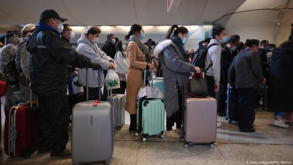 Italia ndalon udhëtarët nga 13 vende për shkak të koronavirusit