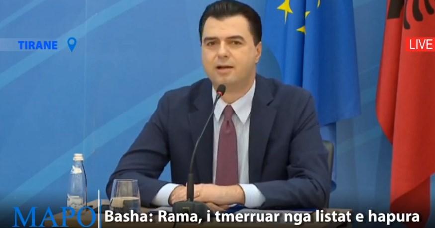 Basha  Rama prishi marrëveshjen e 5 qershorit  VIDEO