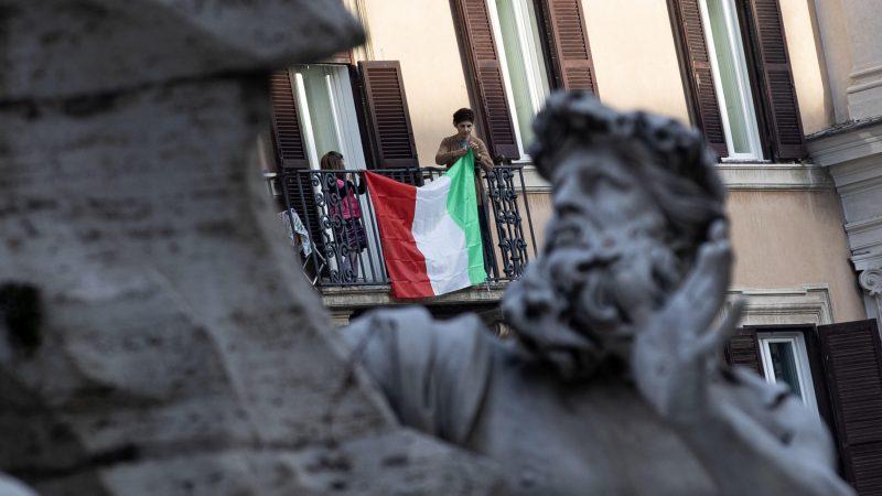 Koronavirusi në Itali  12 viktima dhe 276 raste të reja brenda 24 orëve