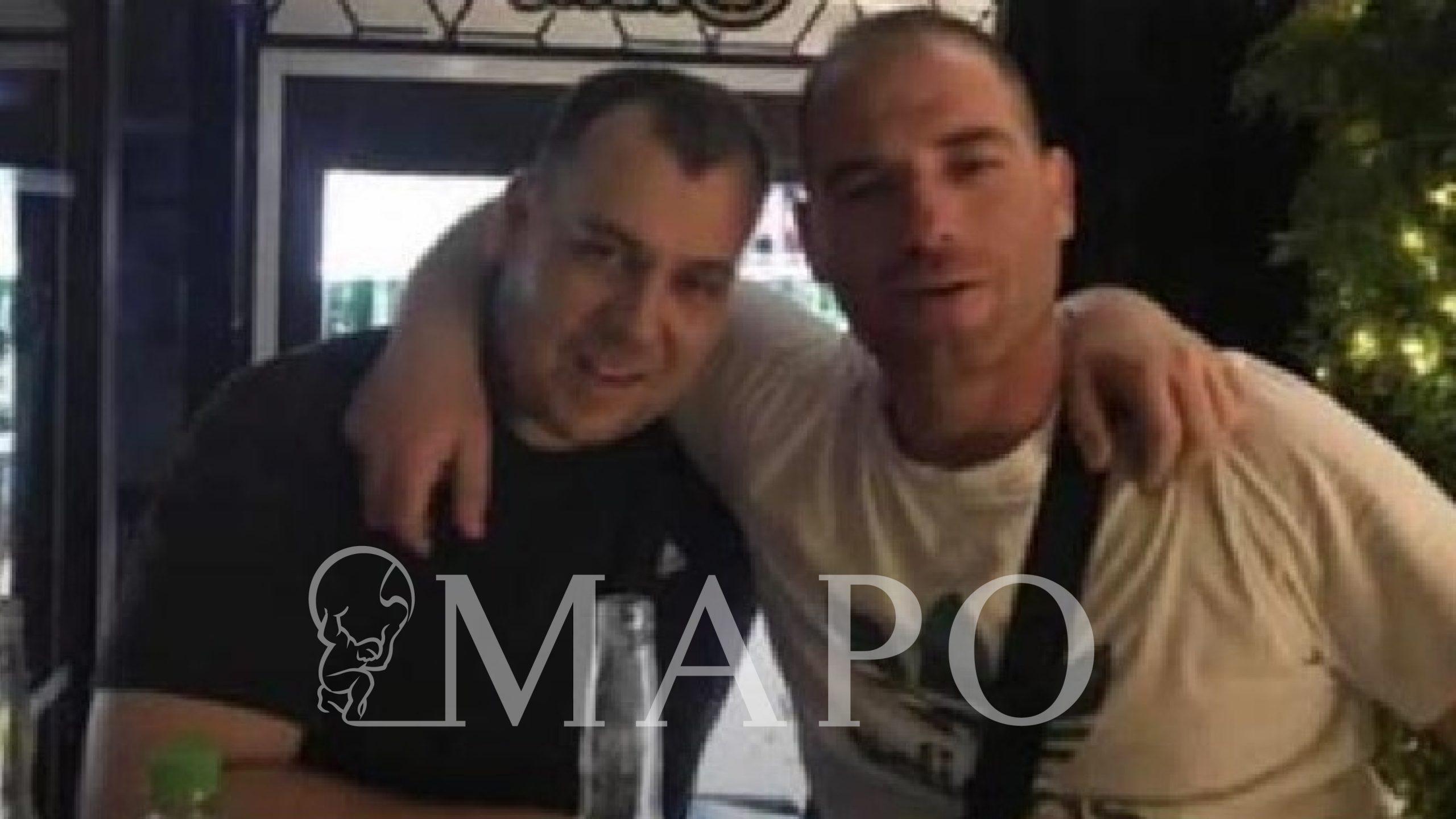 Sokol Sanxhaktari dhe Florian Lamçja
