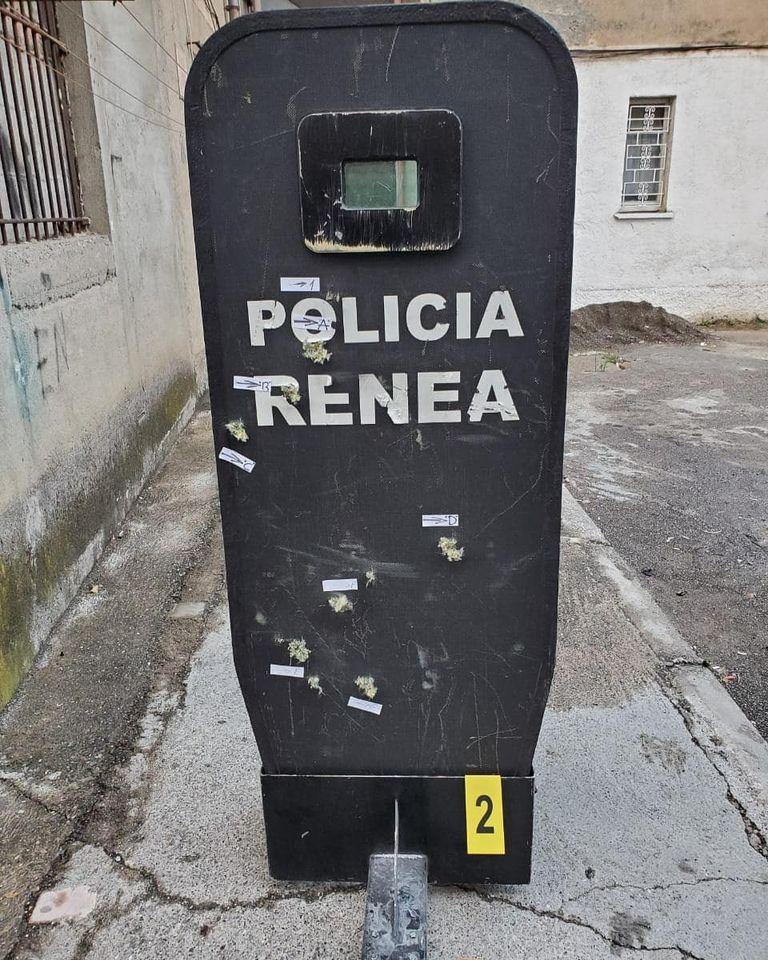 Policia RENEAZ