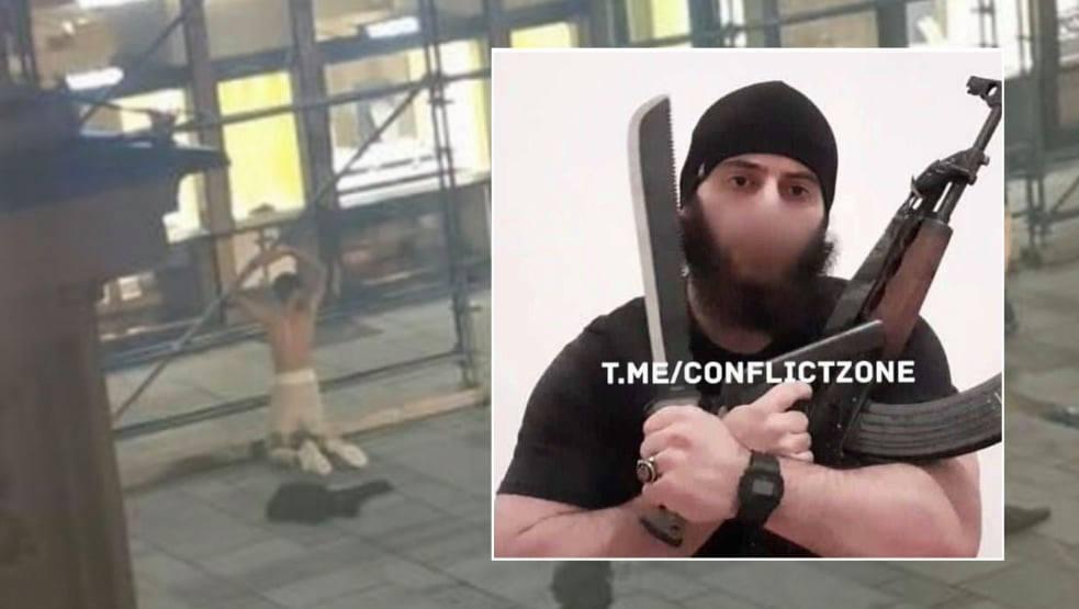 Shqiptari terrorist ne austri