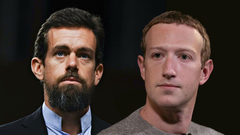 SHBA/ Shefat e Facebook dhe Twitter merren në pyetje nga Senati për zgjedhjet presidenciale