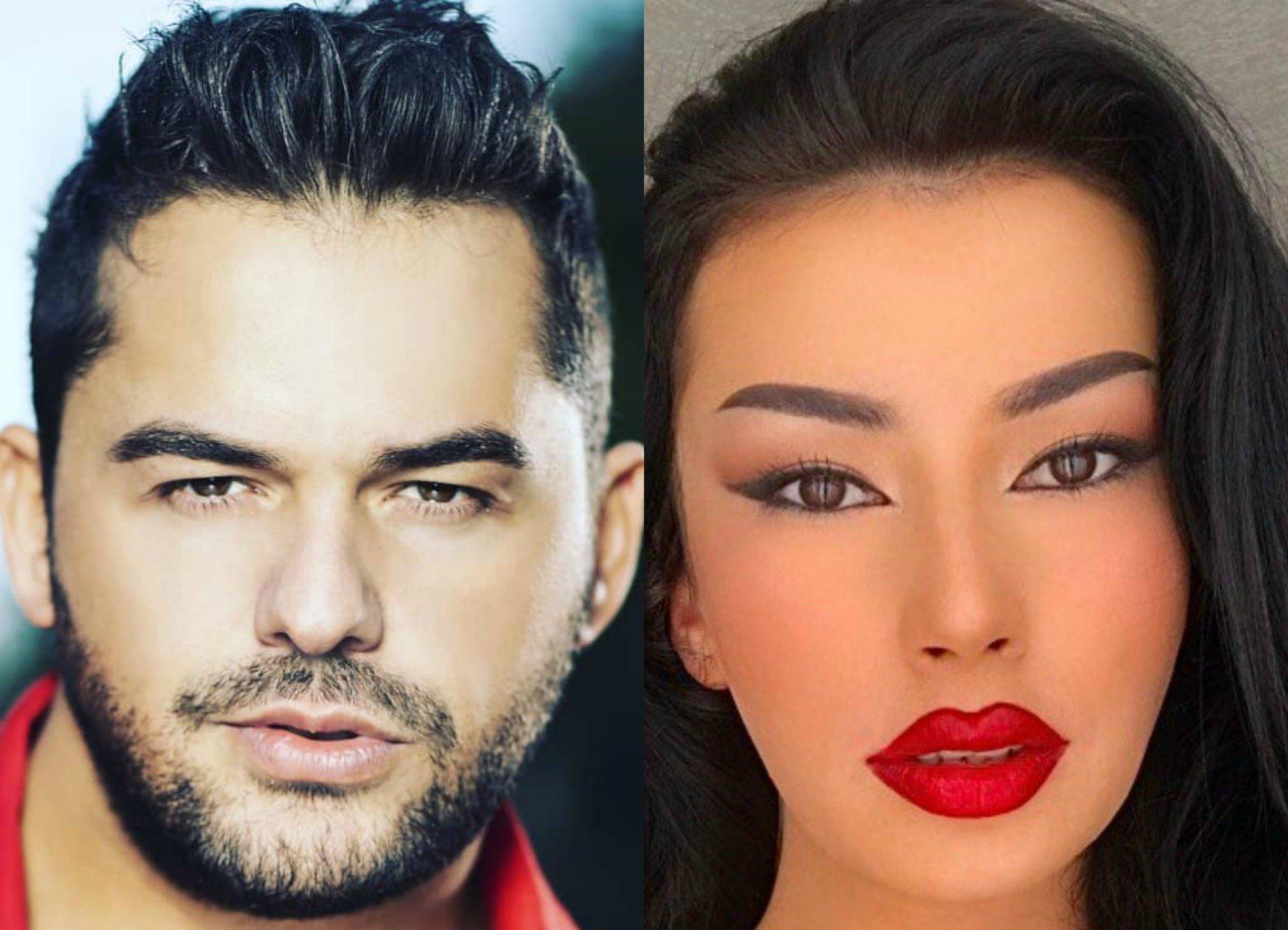 Shpat Kasapi dhe e dashura e tij, Selvija, shkuan bashkë në emisionin e  famshëm - Gazeta Mapo