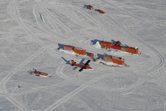 Da ghiacci Antartide ricostruita storia calotte polari Marte