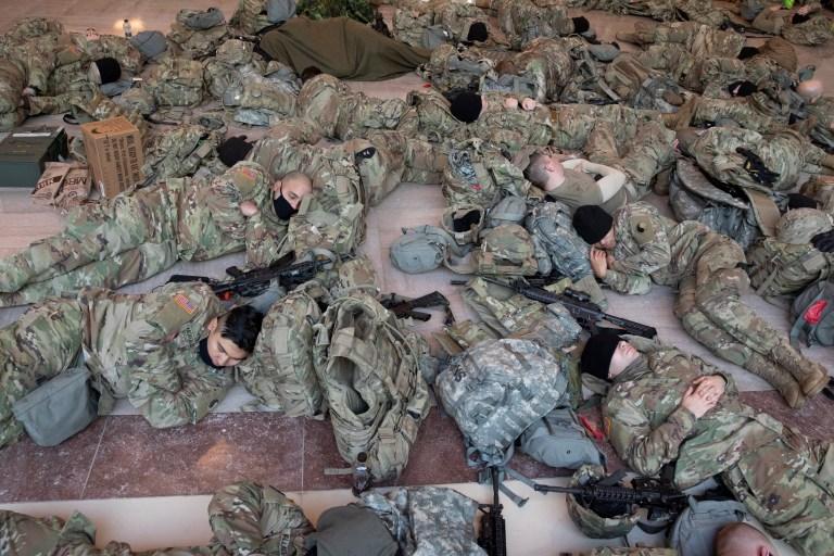 Ushtaret amerikane