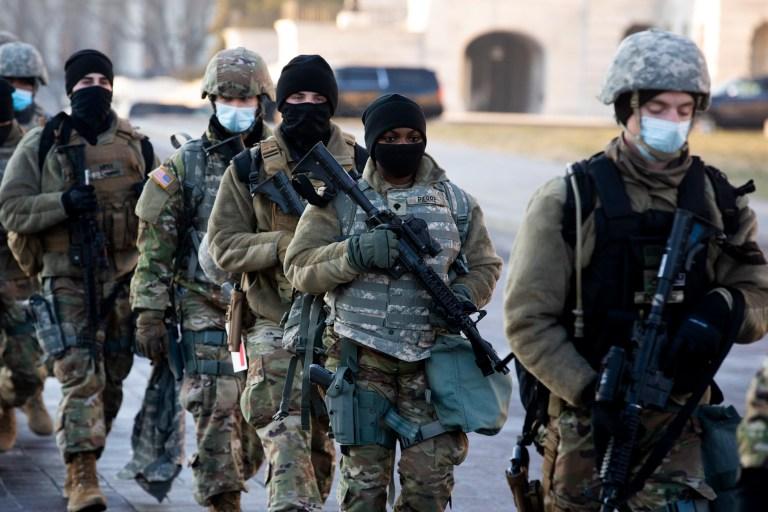 Ushtaret amerikane7