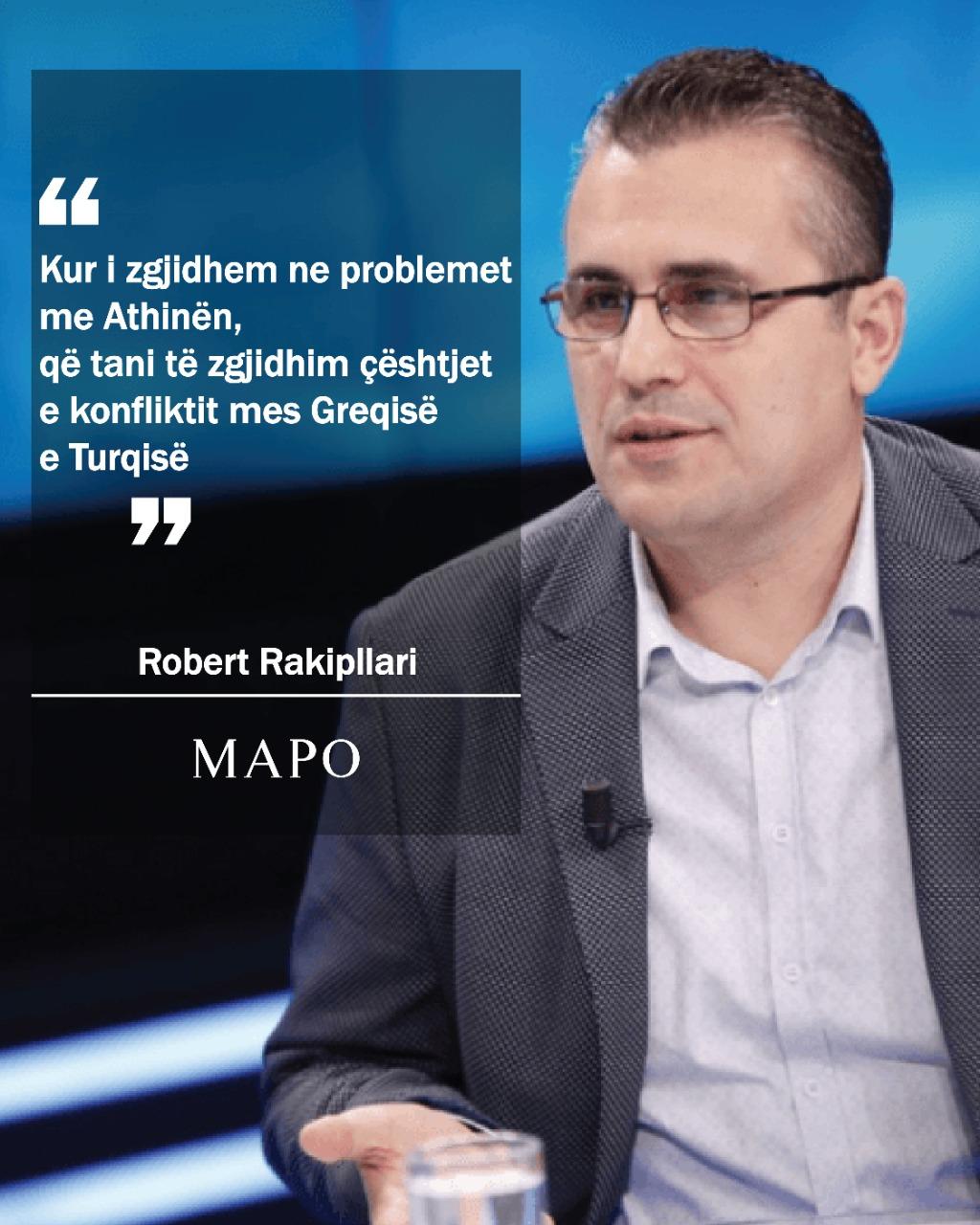 Rakipllari: Kur i zgjidhëm ne problemet me Athinën