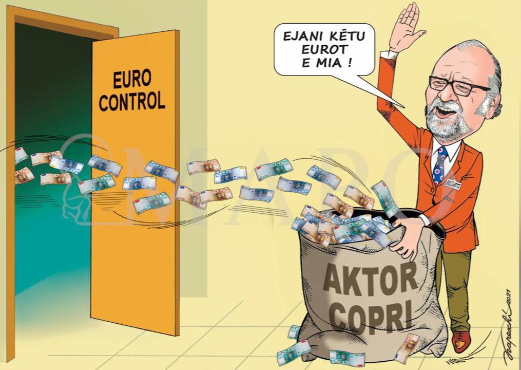 Fluturojnë eurot e shqiptarëve