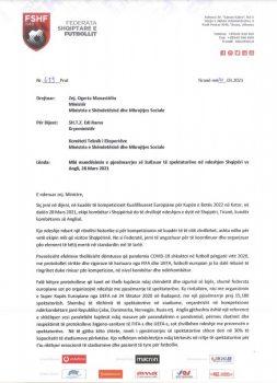 Letra e FSHF