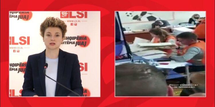 LSI nxjerr videon nga KZAZ 31: Kallëzim penal për drejtoreshën e Rilindjes