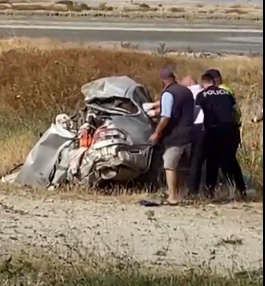Makina e aksidentuar
