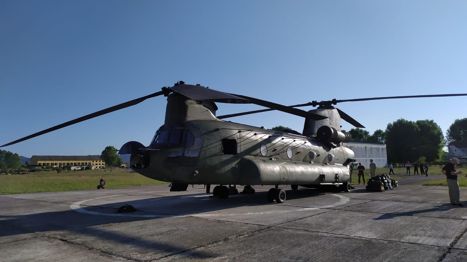 Helikopteret ne rinas24