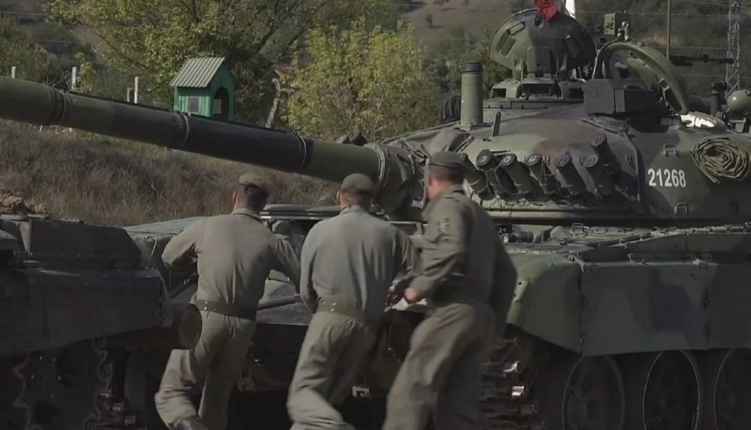 Ushtria serbe1