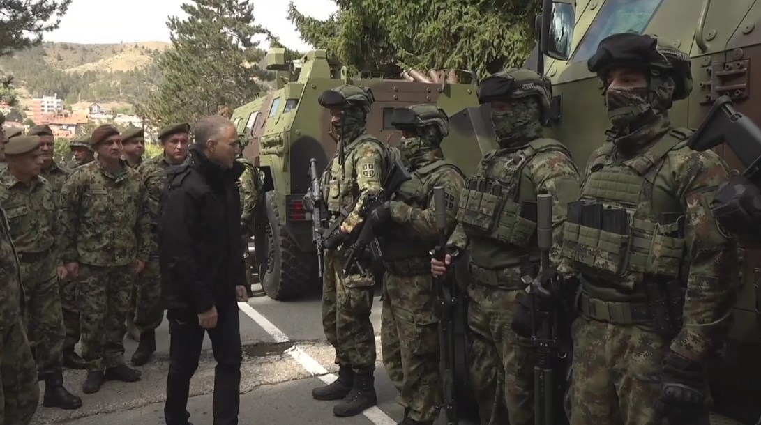 Ushtria serbe7