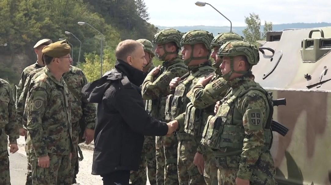 Ushtria serbe9