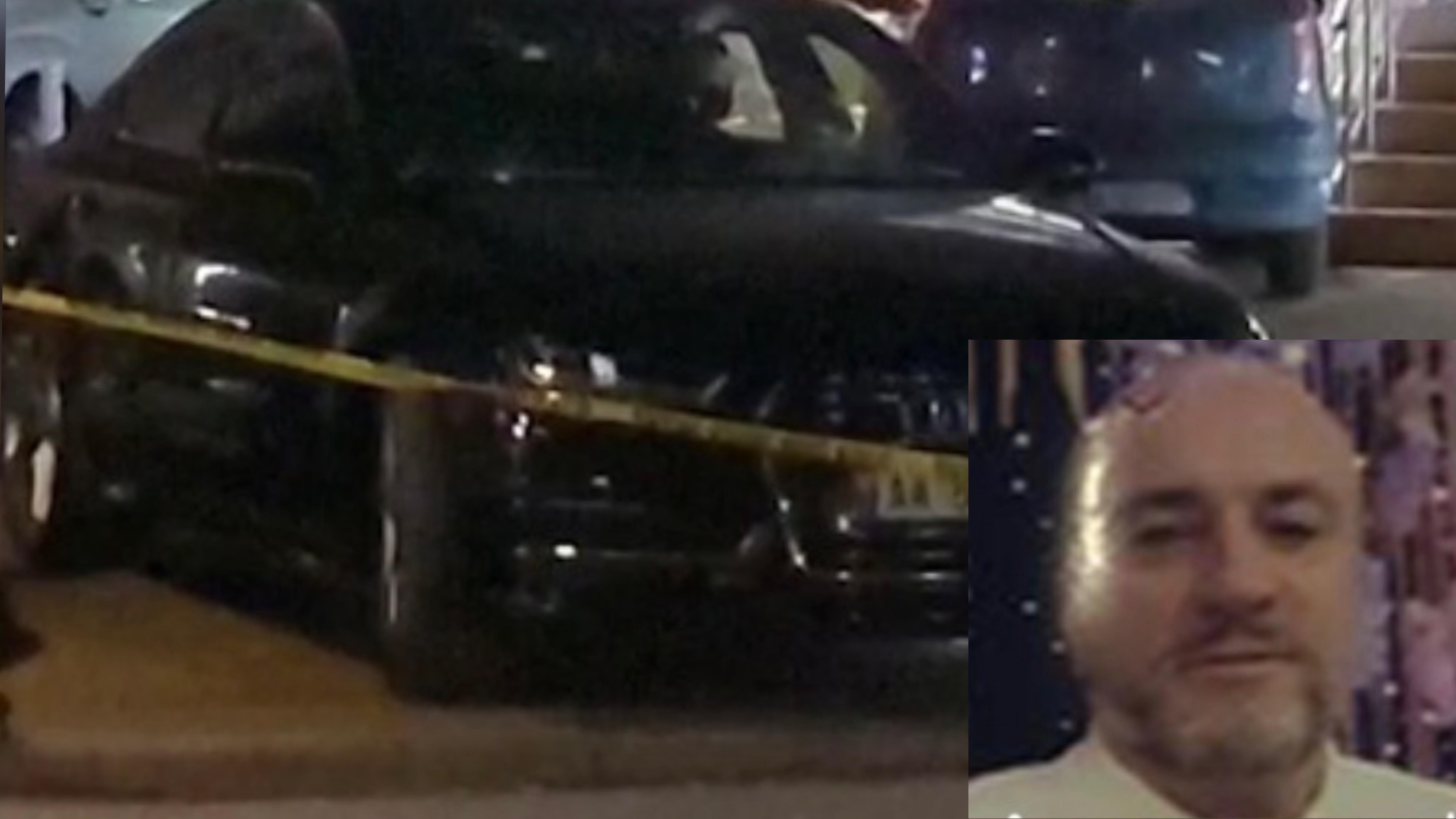 """Lëvizjet e vrasësve të biznesmenit në Fier, nga atentati te djegia e """"Benz""""-it"""